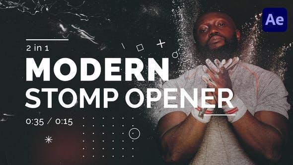 Modern Stomp Opener