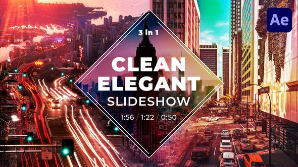 Thumbnail for Clean Elegant Slideshow