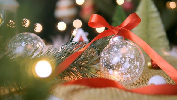 Thumbnail for Christmas Ball With Bow