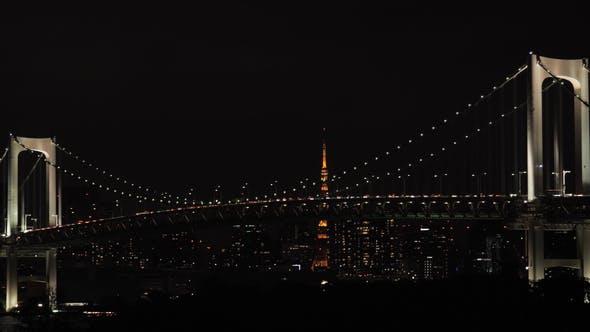 Odaiba Bridge Japan