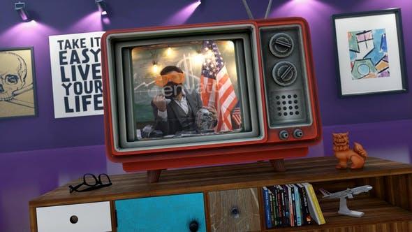 Alter TV-Youtube-Öff