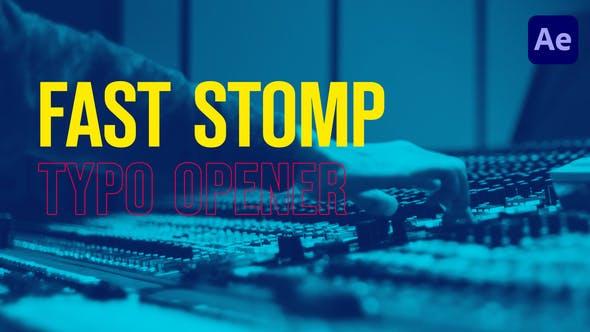 Thumbnail for Rápido Stomp // Abridor de errores tipográficos