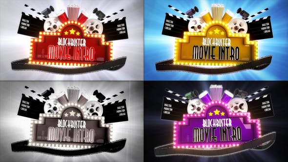 Thumbnail for Blockbuster Movie Titles