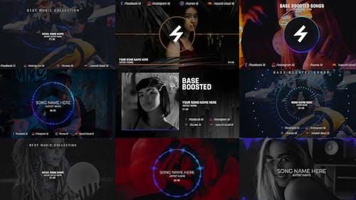 Music Visualizer V.1