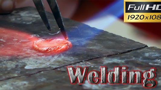 Thumbnail for Welding