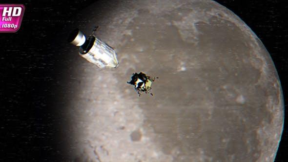 Thumbnail for Lunar Module On The Orbit