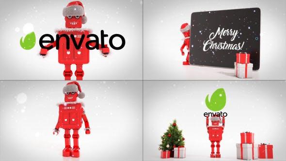 Thumbnail for Merry Christmas With Robot Roby