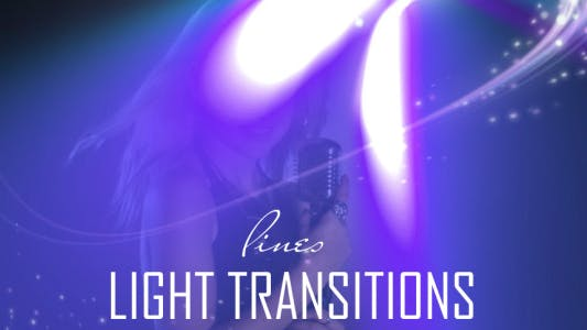 Thumbnail for Lines Light Transitions (15-Pack)