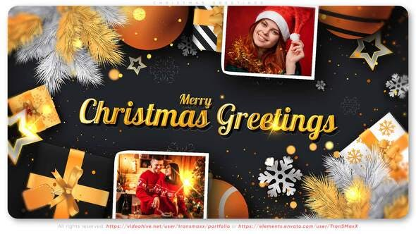 Thumbnail for Christmas Greetings
