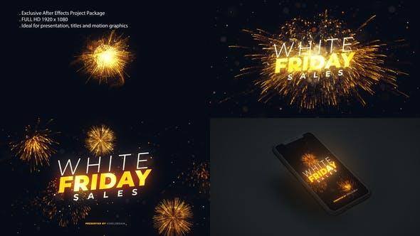 Thumbnail for Ouverture des ventes du vendredi blanc