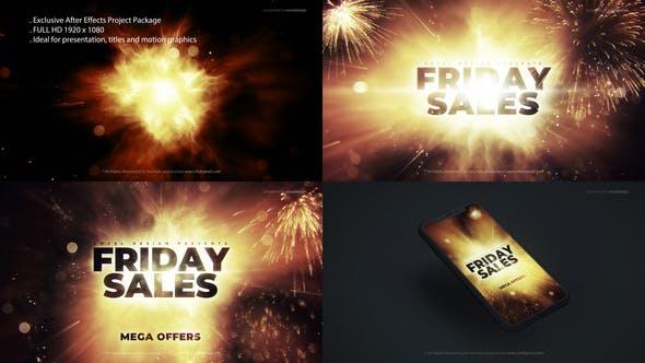 Friday Mega Sales Opener