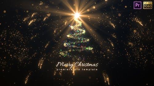 Christmas Logo - Premiere Pro