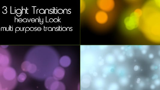 Lights Bokeh Transition