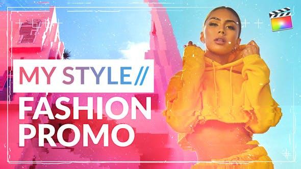 My Style//Fashion Promo | Für Final Cut & Apple Motion