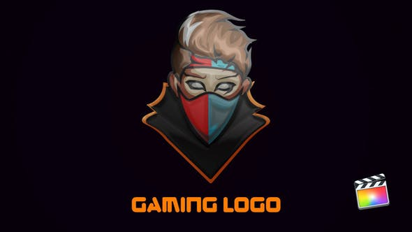 Thumbnail for Gaming Glitch Logo Reveal