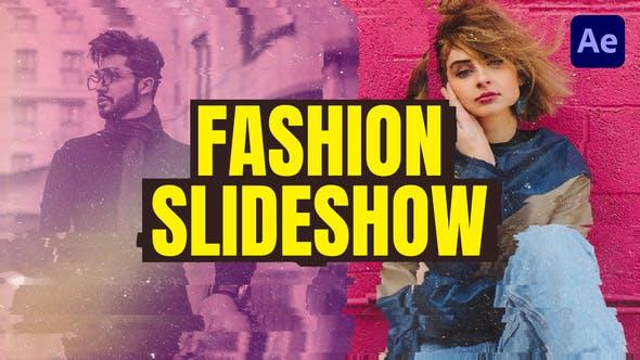 Thumbnail for Presentación de diapositivas de moda