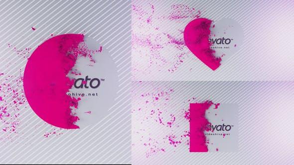 Thumbnail for Disintegration Logo Reveal