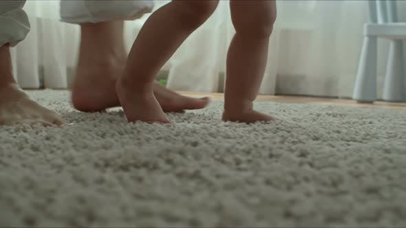 Thumbnail for Baby Learning to Walk