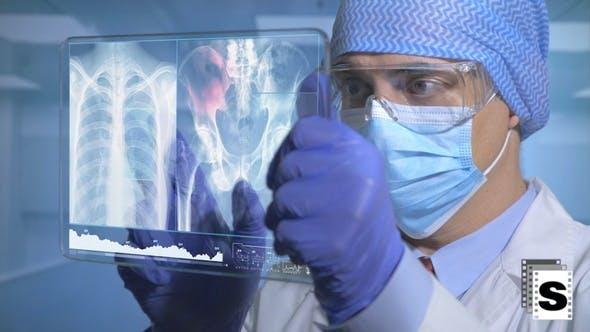 Thumbnail for Doctor Examine Xray