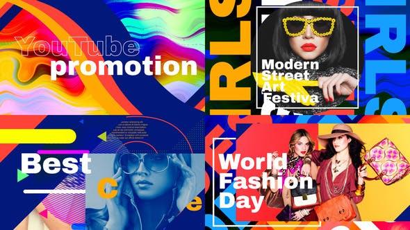 Thumbnail for World Fashion Day - Promo