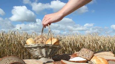 Grain And Bread