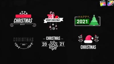 Christmas Motion Titles