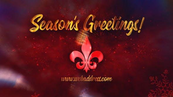 Thumbnail for Christmas Holiday Greetings