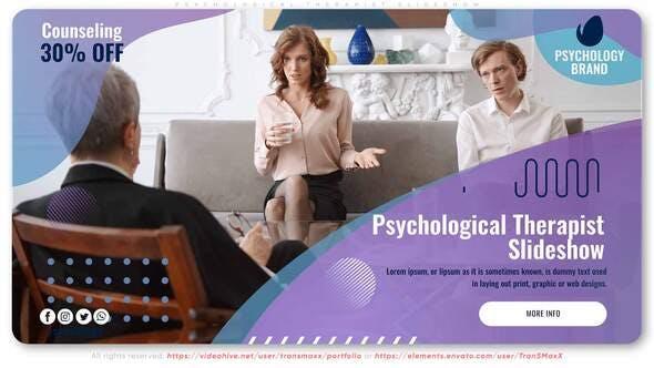 Psychological Therapist Slideshow