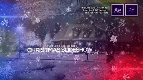 Elegant Christmas Slideshow