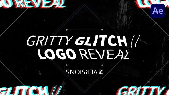 Thumbnail for Glitch Glitch//Logo Revelar