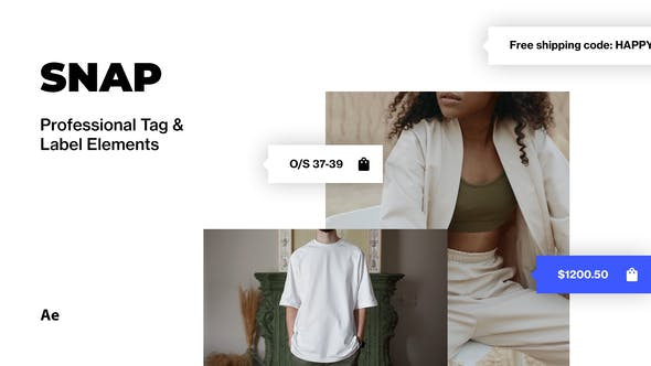 Thumbnail for SNAP Price Tags & Labels