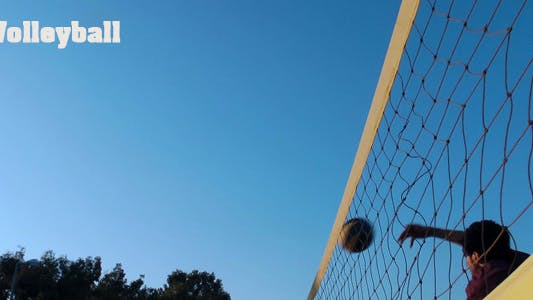 Cover Image for Volleyball