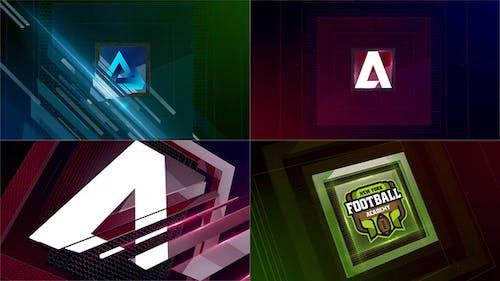 Tech Logo Transition & End
