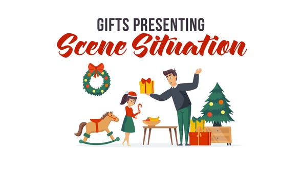 Thumbnail for Gifts presenting - Scene Situation