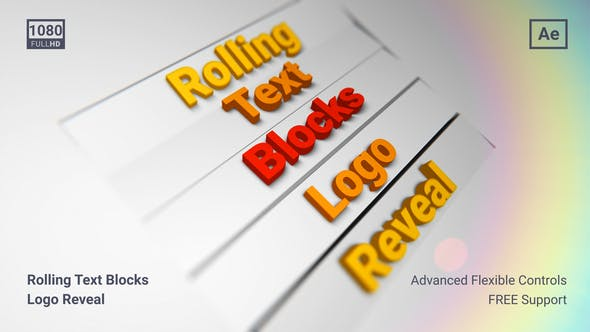 Cover Image for Rolling Text Blocks