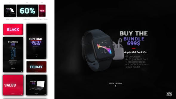 Thumbnail for Sale Event | Black Friday Promo