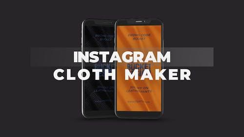 Instagram Cloth Maker