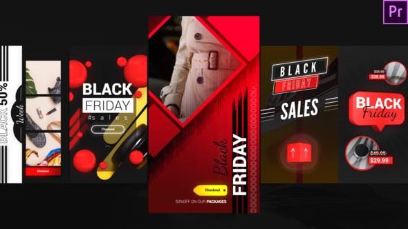 Thumbnail for Black Friday Instagram Stories