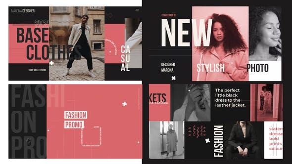 Thumbnail for Ropa promocional de moda