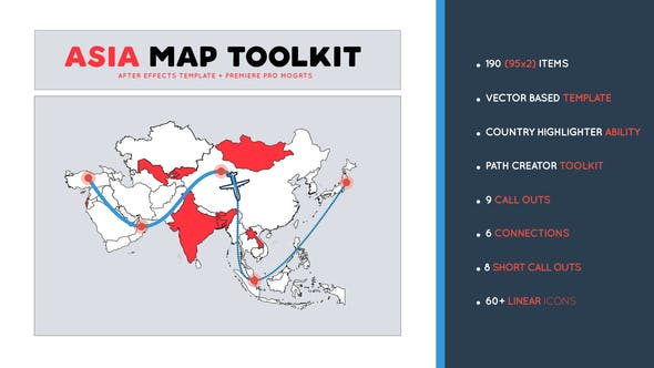 Thumbnail for Asia Map Toolkit