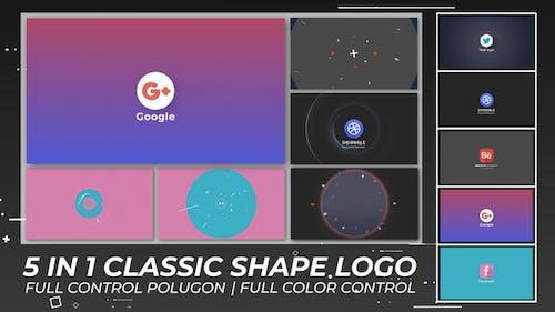 Classic Shape Logo