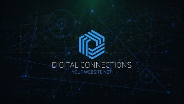 Thumbnail for Digitales VerbindungsLogo