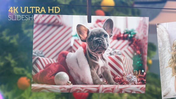 Thumbnail for Weihnachts-Diashow (4K)