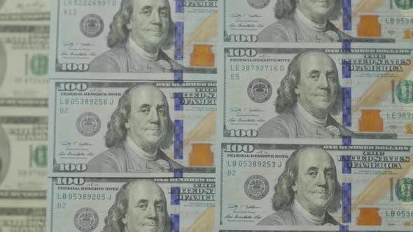 Thumbnail for 100 Bills Of Dollar