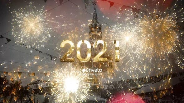 Thumbnail for 2021 New Year Gold Countdown