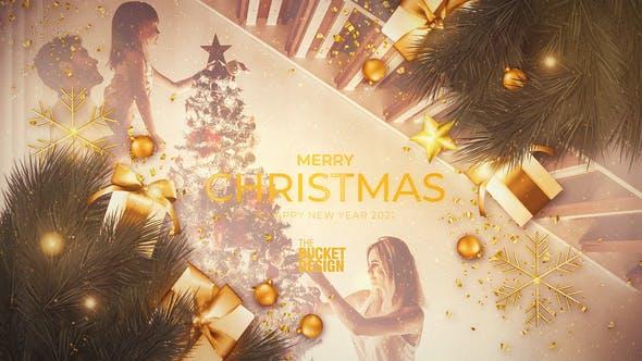 Thumbnail for Christmas Elegant Wishes