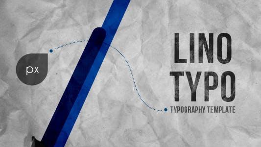 Thumbnail for Typographie Lino