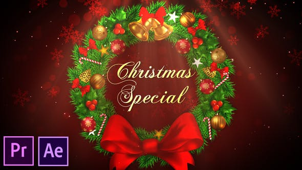Christmas Special Promo - Premiere Pro
