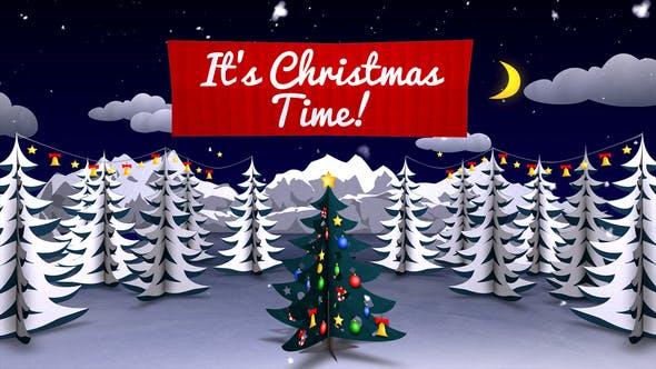 Thumbnail for Christmas Card 2