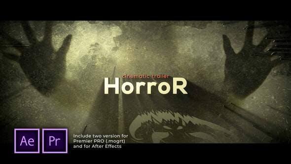 Thumbnail for The Horror Cinematic Trailer